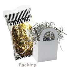 foil shreds 1 5 oz foil shreds gold 24 packs pf 2359
