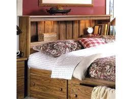 queen headboard bookcase headboard bookcase king bedroom full size