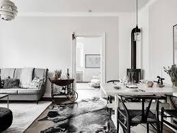 monochrome interior design 64 stunningly scandinavian interior designs freshome com