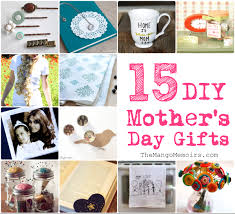 inspired diy gifts for mother u0027s day the mango memoirs