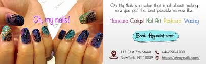 best pedicure new york calgel solid color nail art salons nyc