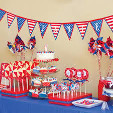 4th Of July Party Decorations Fourth Of July Birthday Party Ideas Popsugar Moms