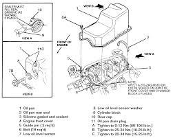 Ford Explorer Parts - how to replace 3 8l oil pump taurus car club of america ford