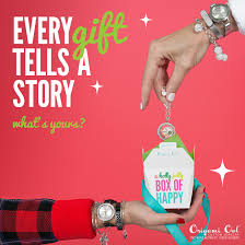 every gift tells a story what s yours s journey of