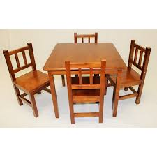 Collapsible Coffee Table by Dining Set Kidkraft Farmhouse Table And Chair Set Collapsible