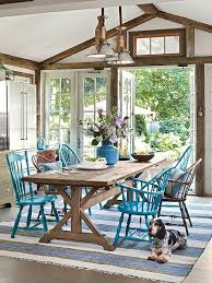 Painted Dining Room Furniture Ideas Mix And Match Furniture 40 Dining Room Ideas Decoholic