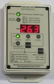 resetting battery gauge trimetric2025rv jpg