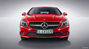car mercedes red 2015 mercedes benz cla class shooting brake jupiter red front