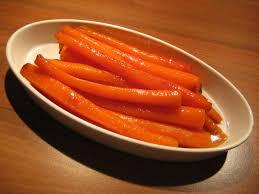 cuisiner des carottes la poele carottes glacées t as pas la recette