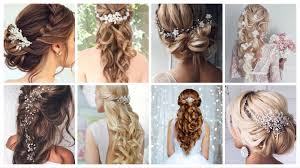 bridal hairstyles 40 bridal hairstyles trends in 2018 anda s