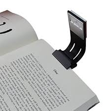 reading light for books clip amazon com clip reading light aoliplus tough switch 4 levels