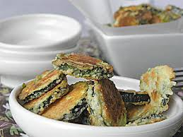 Fried Parmesan Oven Fried Parmesan Broccoli U0026 Cauliflower Florets