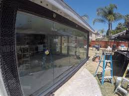 exterior glass wall san diego patriot glass and mirror san