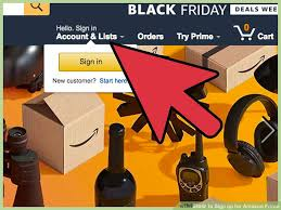 wii black friday amazon how to sign up for amazon prime with pictures wikihow