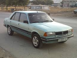 pijot car peugeot 305 retro car small 4 door family car peugeot 305