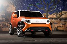 toyota new 2017 2017 new york auto show toyota ft 4x concept serves up urban style