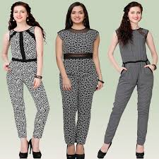 stylish jumpsuits stay stylish with one jumpsuit sareez