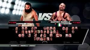 wwe 2015 il wrestling con synergo youtube