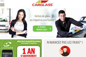 siege social carglass idci consulting