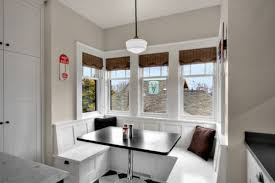 kitchen breakfast nook furniture breakfast nook table set steveb interior best modern breakfast