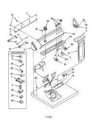 whirlpool gas dryer parts model lgr7646eq3 sears partsdirect