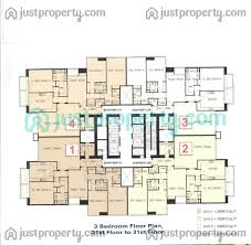 tamweel tower floor plans justproperty com