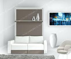 canapé lit armoire canape lit armoire avec canapac coffre othello escamotable