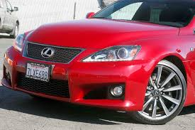 lexus truck 2011 2011 lexus is f only 18k miles 416hp 50 v8 city california mdk
