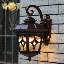 Vintage Outdoor Lights 2018 High Quality Outdoor Lighting Wall Ls 110v 220v Garden
