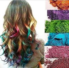 Halloween Hair Color Washes Out - 10 best hair chalking with younique images on pinterest hair