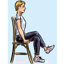 Armchair Aerobics For Elderly Chair Exercises