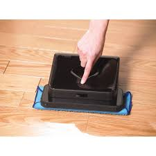 Irobot Laminate Floors Irobot Braava 380t Floor Mopping Robot Black Robot Vacuums