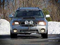 slammed subaru baja the subaru baja from hell reviewed mind over motor