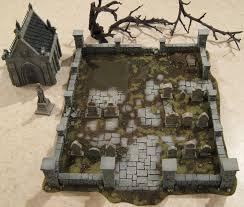 graveyard miniatures wargame google search dollchateaux