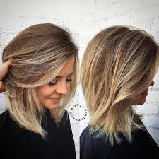hairstyles that have long whisps in back and short in the front 80 sensational medium length haircuts for thick hair medium