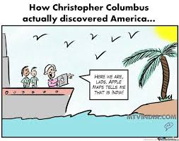 Christopher Columbus Memes - how christopher columbus actually discovered america by doperhymes