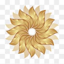 Gold Flowers Golden Flowers Png Images Vectors And Psd Files Free Download