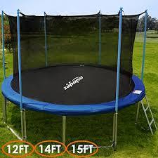 Safest Trampoline For Backyard by Best Trampoline Reviews Of 2017 Top Backyard Trampoline Brands