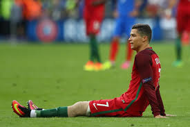 knee brace for soccer players update on cristiano ronaldo s knee injury managing madrid