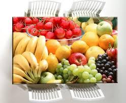 livraison de fruits au bureau livraison gratuite 3d délicieux fruits ordinateur de bureau