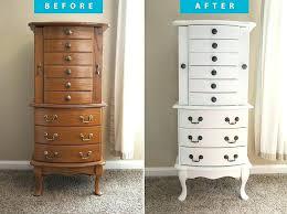 armoire clearance used jewelry armoire abolishmcrm com