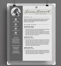 Graphic Designer Resume Template Design Resume Template Free Prot U2026 Pinteres U2026