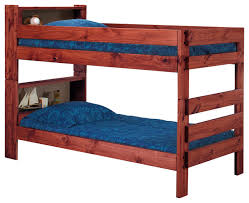 Extra Long Twin Bunk Bed Plans by Ameriwood Extra Long Twin Over Twin Bookcase Bunk Bed