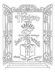 837 coloring kid u0027s bible class images
