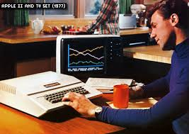 A Computer On Every Desk And In Every Home A Brief History Of Computer Displays Pcworld