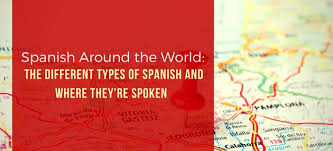 around the world the different types of and where