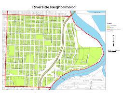 Map Of Riverside County Riverside Walking Tour