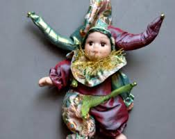 jester doll etsy