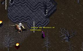 ultima online character quest mistaken identity uodemiseguide