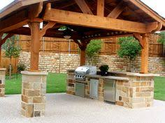 how to build an outdoor kitchen with wood frame with how to build